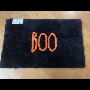 Rae Dunn Halloween bath mat